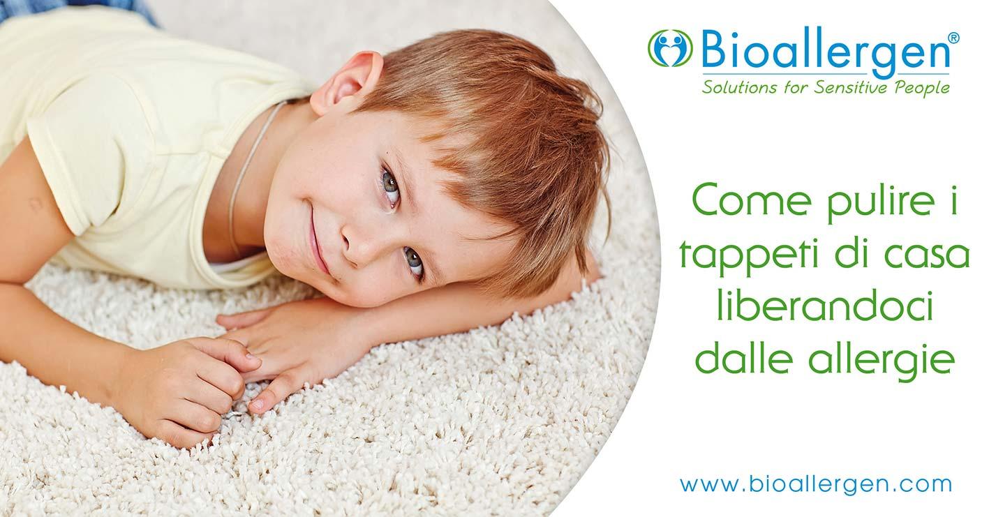 Come pulire i tappeti di casa per evitare le allergie - Come pulire i tappeti in casa ...